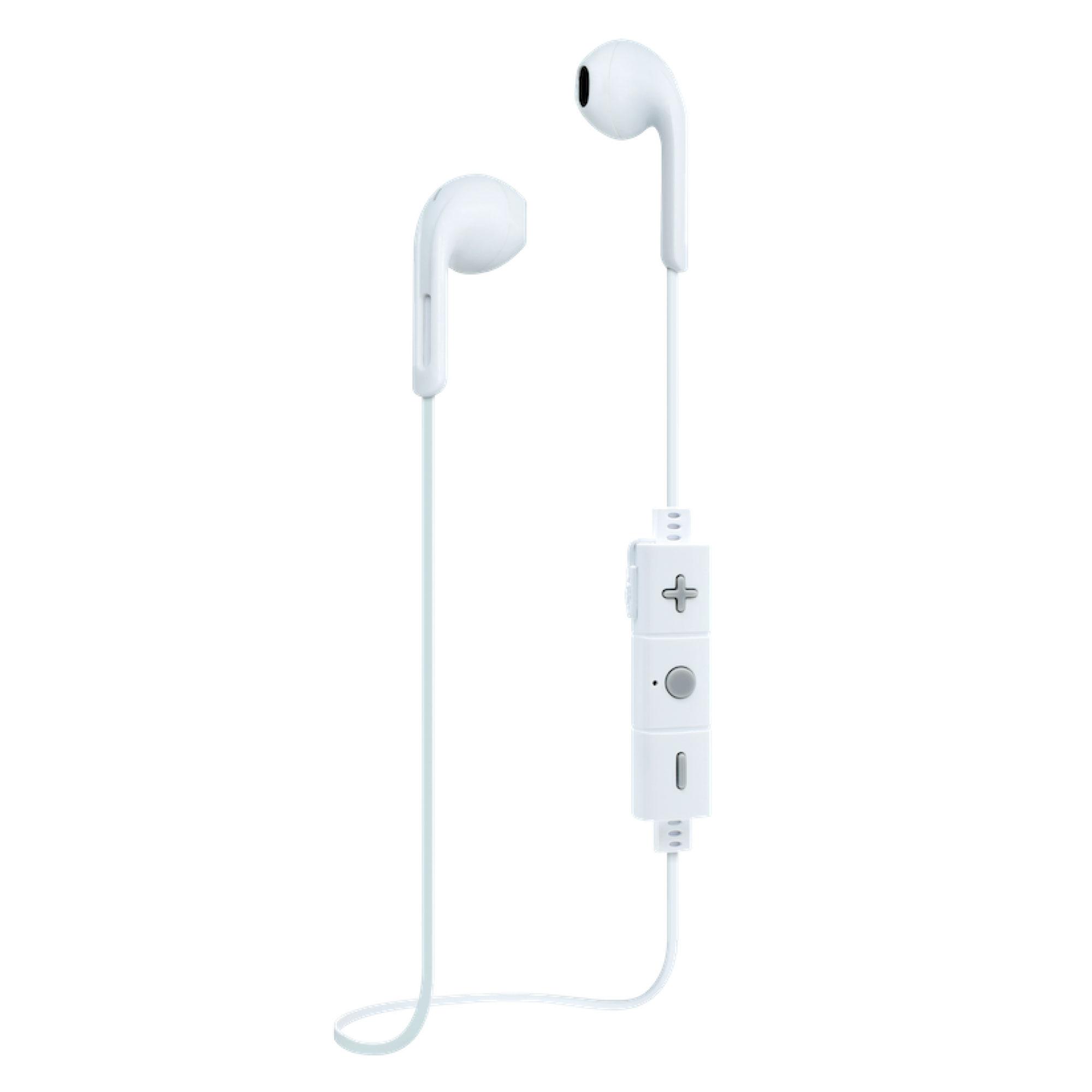 Auricular i2GO PLUS Bluetooth URBAN GO - BRANCO